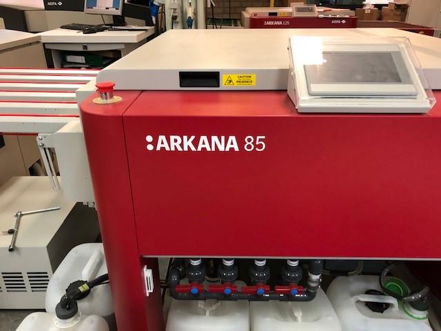 arkana 85 conveyor