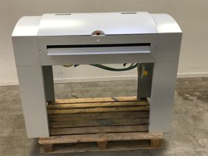Glunz & Jensen C85 clean out unit