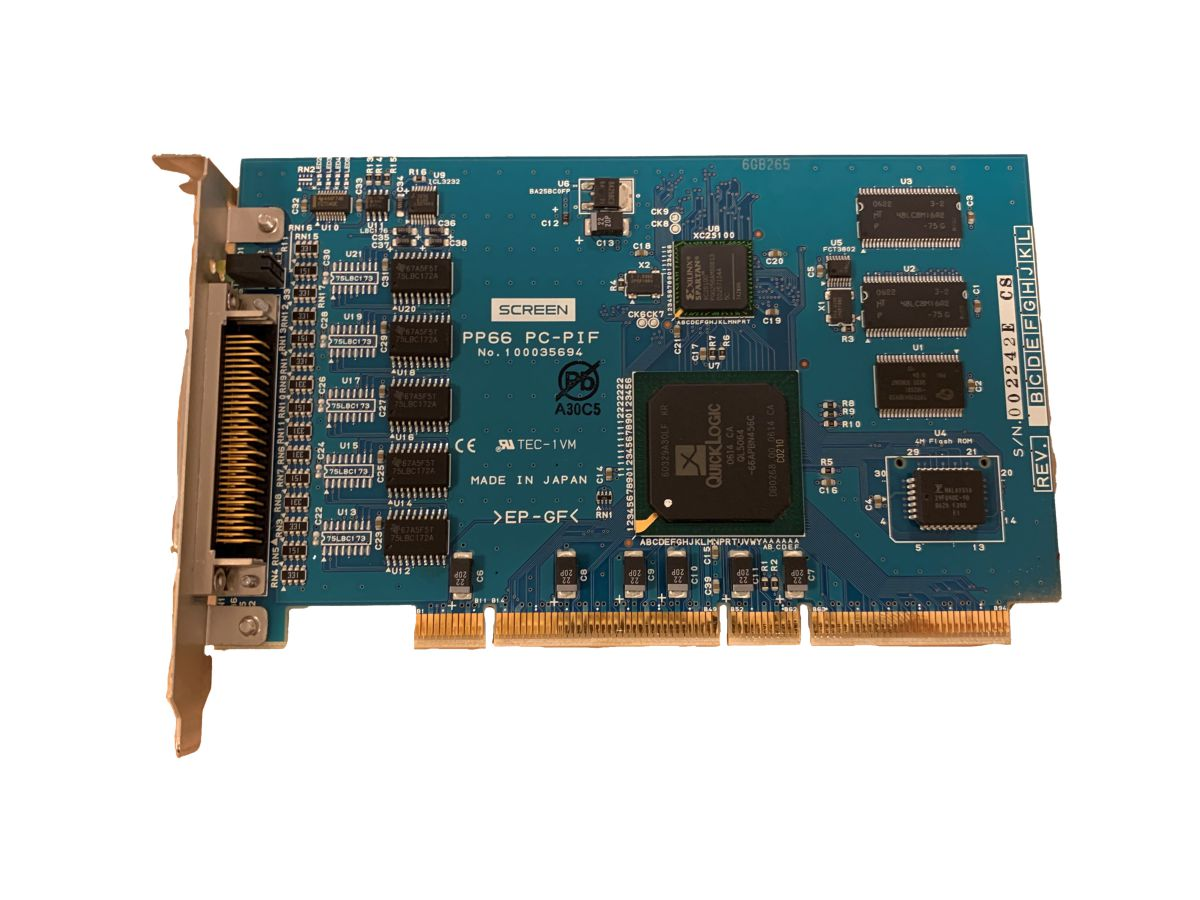 screen pp66 pcpif board 1000356941