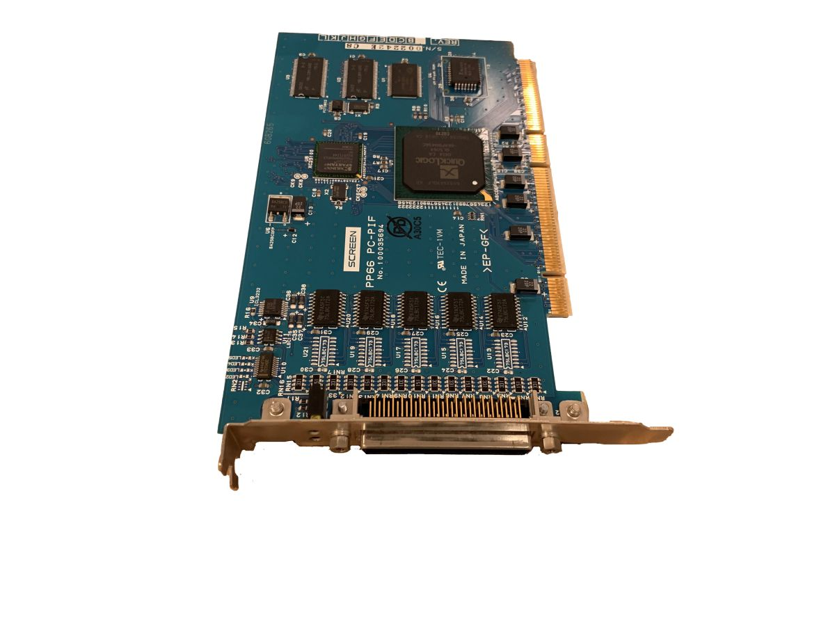 screen pp66 pcpif board 1000356942