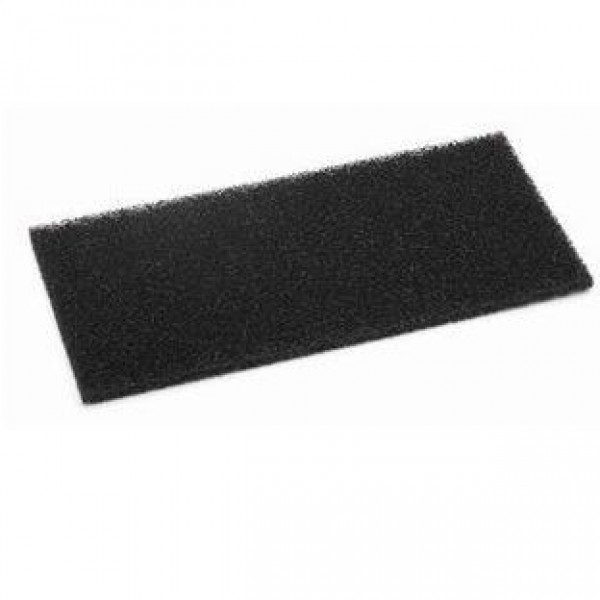 filtering mat 340x155mm black pl5000007