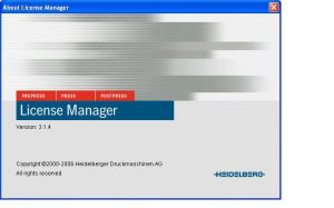 Heidelberg Prepress Interface 3.3