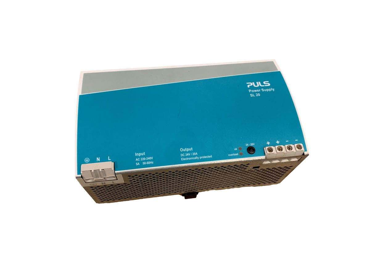 power supply sl20 pl6062520