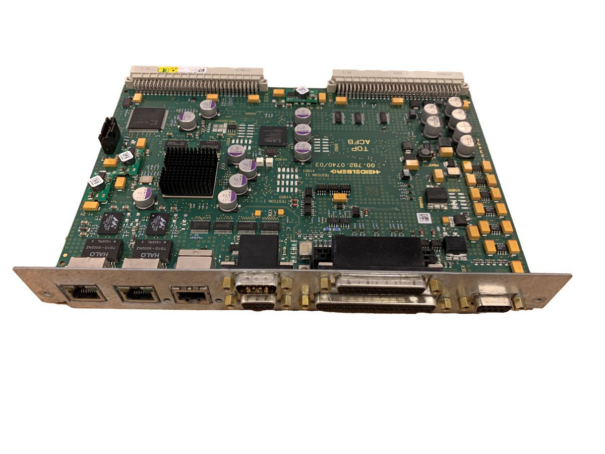 suprasetter pcb module acfb 00782074003